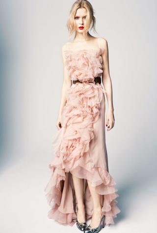 vestidos de nina ricci prefall 2012 | modaenlared