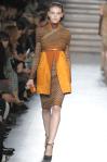 chaquetas mujer Missoni naranjas